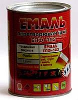 Грунтовка эмаль с преобразователем ржавчины ЕПФ 103 серая 1кг