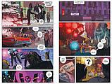 """Комікс """"Історії з Академії «Парасоля» Гейзел і Ча-Ча рятують Різдво"""", фото 3"""
