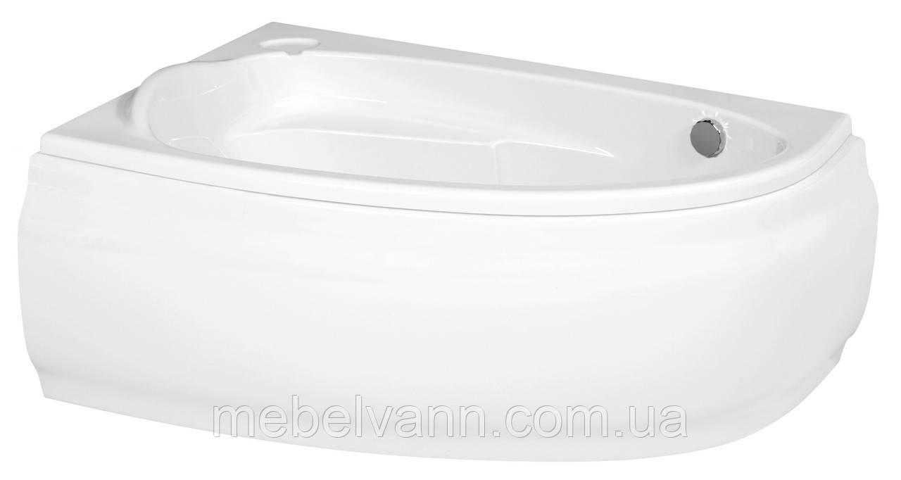 Ванна угловая Cersanit JOANNA 160х95 левая с панелью