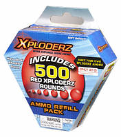 Боеприпасы Xploderz Ammo Refill Pack RED