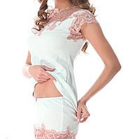 Комплект для сна (майка и шорты) Suavite арт.Джени, фото 1