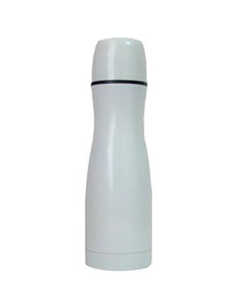 Термос металлический 0600455-TOPICO 500 мл, белый, фото 2
