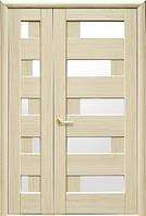 """Межкомнатные двери тм """"Новый Стиль"""" колекция """"Ностра"""" модель Пиана двойноя"""