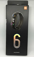 Фитнес-браслет Smart Band M6 (Только черный) (100шт)