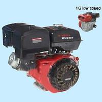 Двигатель бензиновый WEIMA WM190FЕ-L с понижающим редуктором (16.0 л.с.)