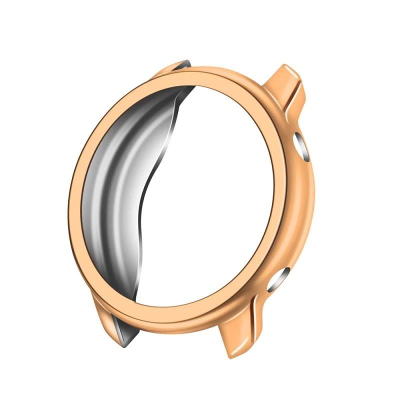 Защитный чехол для смарт часов Amazfit GTR 47 мм. Rose gold