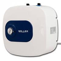 Электрический водонагреватель WILLER PU15R OPTIMA MINI с верхним подводом
