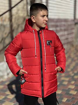 """Зимняя куртка """"СТИВ""""  116.110."""
