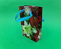 Пакет МІНІ 8*12*3.5 арт06 (12 шт)