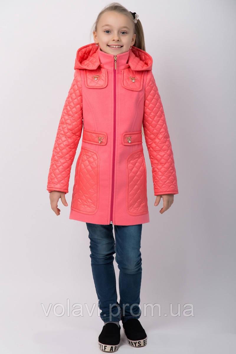 b4431b33fab Демисезонное пальто для девочки