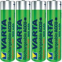 Аккумулятор Varta AAA 800 mAh 4 шт.