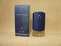 Givenchy - Pour Homme Blue Label (2004) - Туалетная вода 50 мл (тестер)