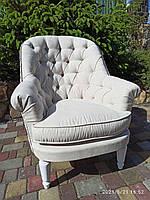 Кресло кабинетное, каминное.