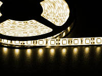 Светодиодная лента 5050  60 LED белая(теплый) 10.0-12.5 Lm/LED IP65