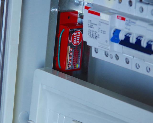 ФаерСтоп FireStop огнетушитель автоматическая система пожаротушения вогнегасник автоматичний