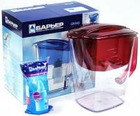 Кувшин фильтр для воды Барьер Гранд+картридж