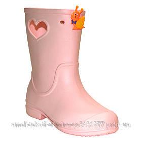 Чоботи підліток Jose Amorales 116616 32 Рожевий