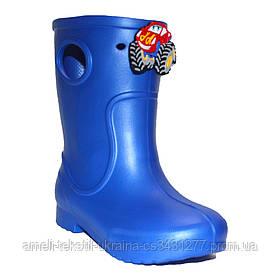 Чоботи дитячі Jose Amorales 117051 24 Синій