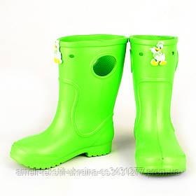 Чоботи дитячі Jose Amorales 117062 22 Зелений
