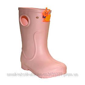 Чоботи дитячі Jose Amorales 117064 22 Рожевий