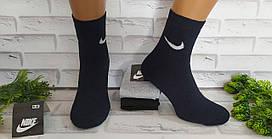 Носки мужские махровые р. 41-45 высокие спортивные за 1 пару 14972