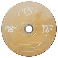 Диск VS DVD + R (4.7Gb, 16x, bulk 50pcs)