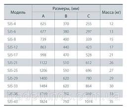 Скважинный насос VARNA SJ5-29SWSF 4Y, фото 2