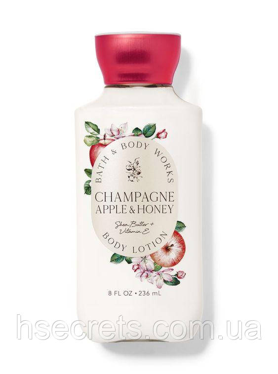 Лосьон для тела Bath and Body Works - Champagne Apple & Honey