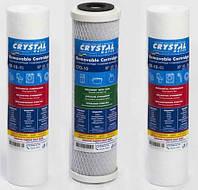 Комплект картриджей для питьевых систем Crystal