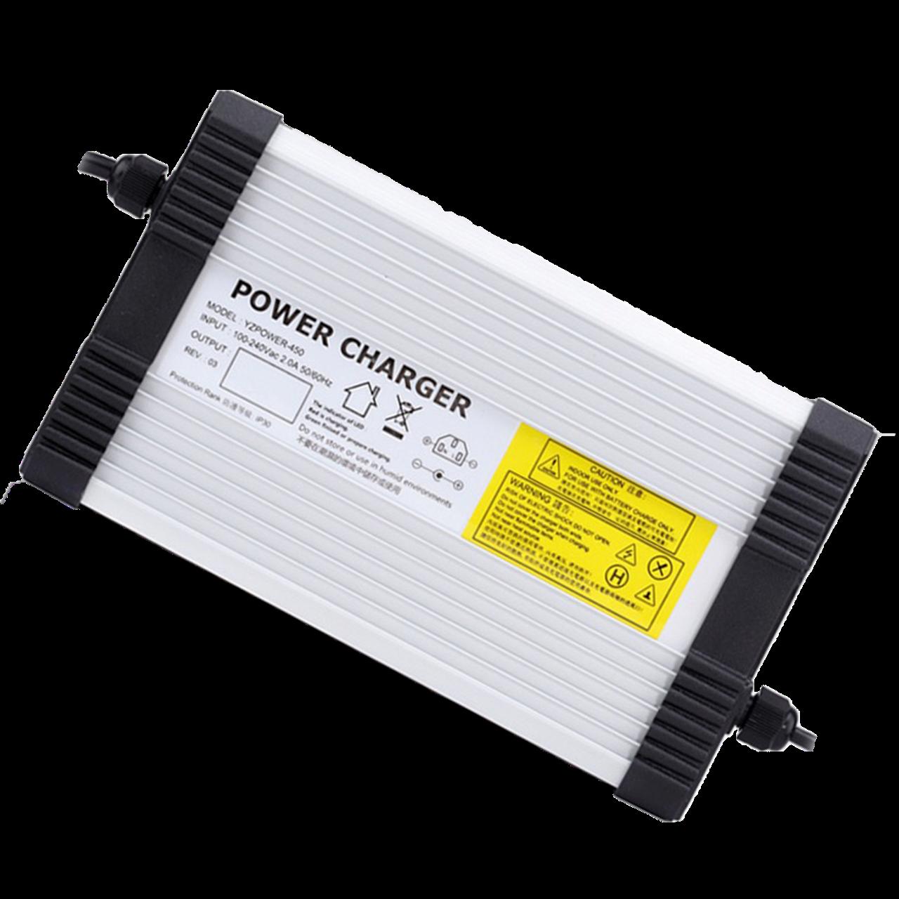 Зарядное устройство для аккумуляторов LiFePO4 24V (28.8V)-15A-360W