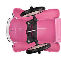 Толокар goki Ретро машина (розовая)
