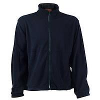 Куртка из синего флиса POLAIR. p. XXL (56-58)