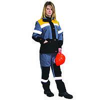 Костюма женский рабочий от общих производственных загрязнений (ОПЗ)