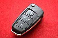 Выкидной ключ Chevrolet, Lanos, Sens, Ваз тип брелка AUDI A6