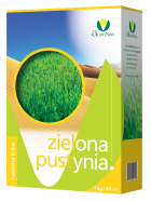 """Зеленая пустыня"" смесь газонных трав (пакет 5 кг / 150 м.кв)"