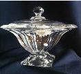 Сервировочная ваза (21 см) BOHEMIA 6400