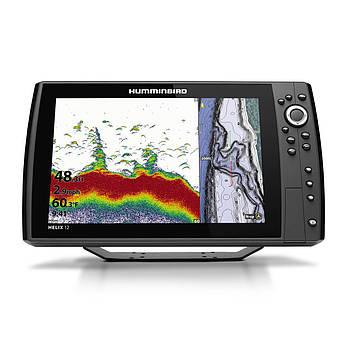 Эхолот Humminbird Helix 12 CHIRP GPS G3N
