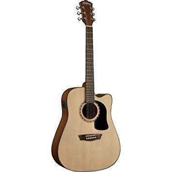 Електро-акустична гітара Washburn D10 SCEB