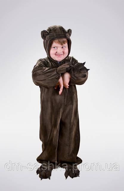 Карнавальный костюм для мальчика Мишка 98р.