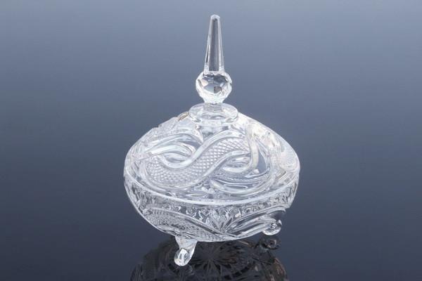"Сервировочная ваза (25 см) BOHEMIA ""Denise"" 6311"