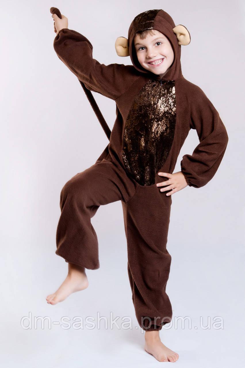 Карнавальний костюм для хлопчиків Мавпочка 92р.