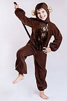 Карнавальный костюм для мальчиков Обезьянка 110р.