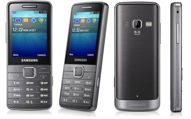 Телефон Samsung S5610 GSM, фото 2