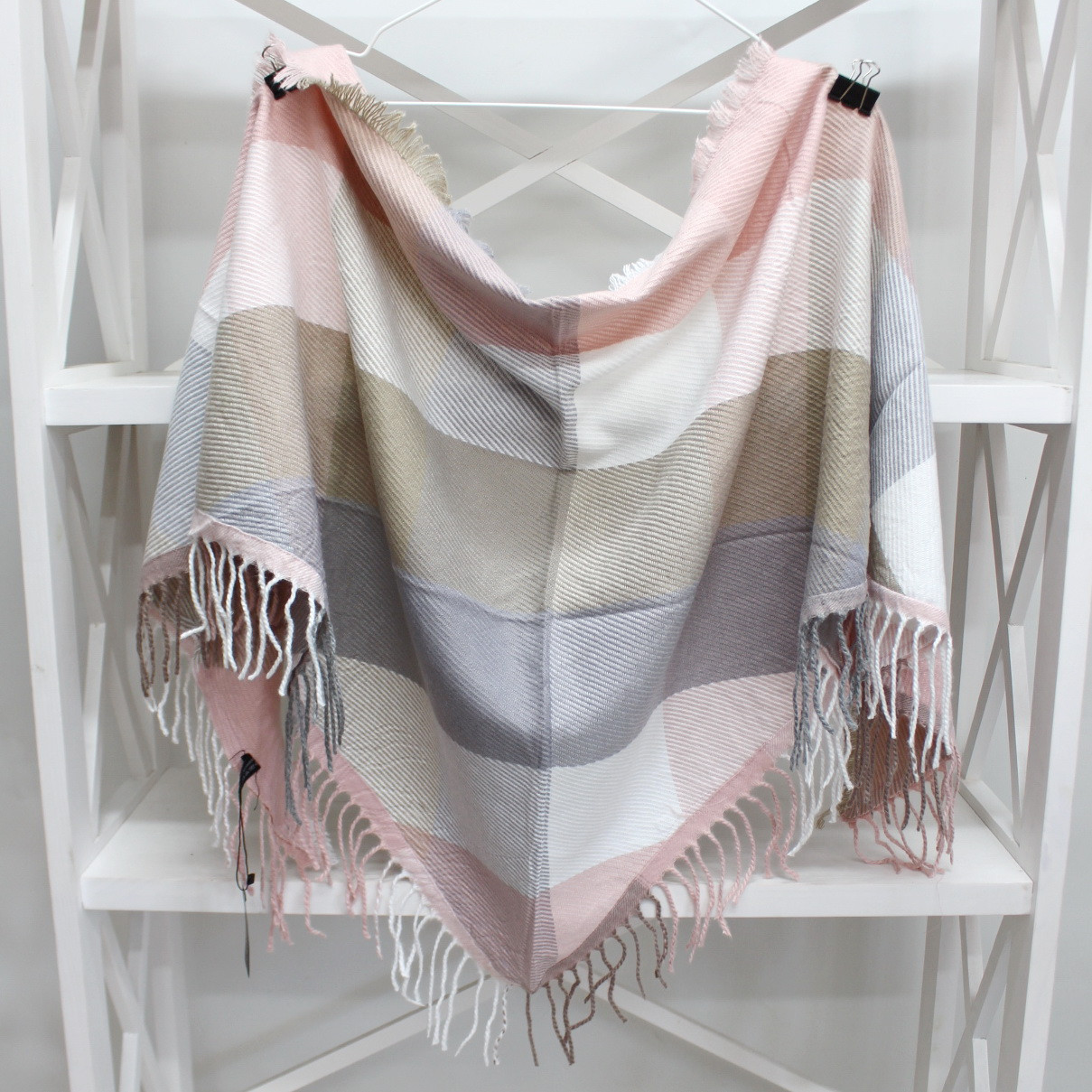 Кашеміровий платок-косинка Cashmere 216001