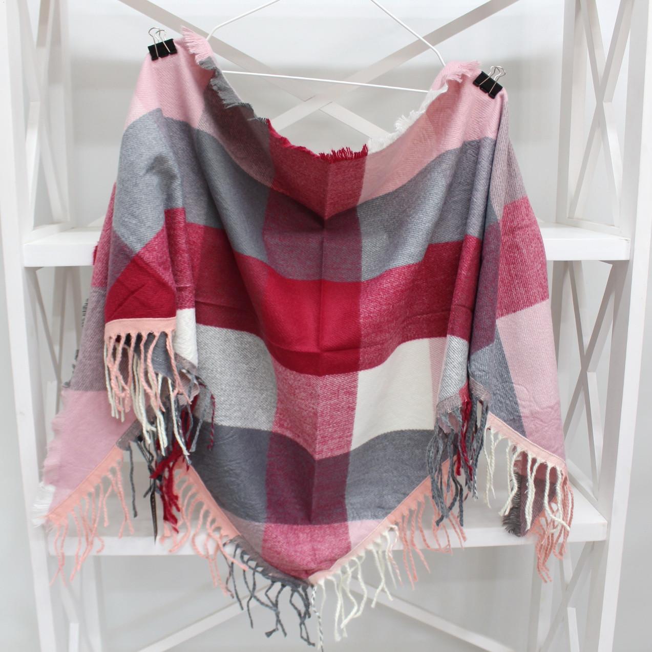 Кашеміровий платок-косинка Cashmere 216003