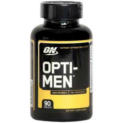 Витамины для мужчин Opti-Мen (90 таб.) Optimum Nutrition