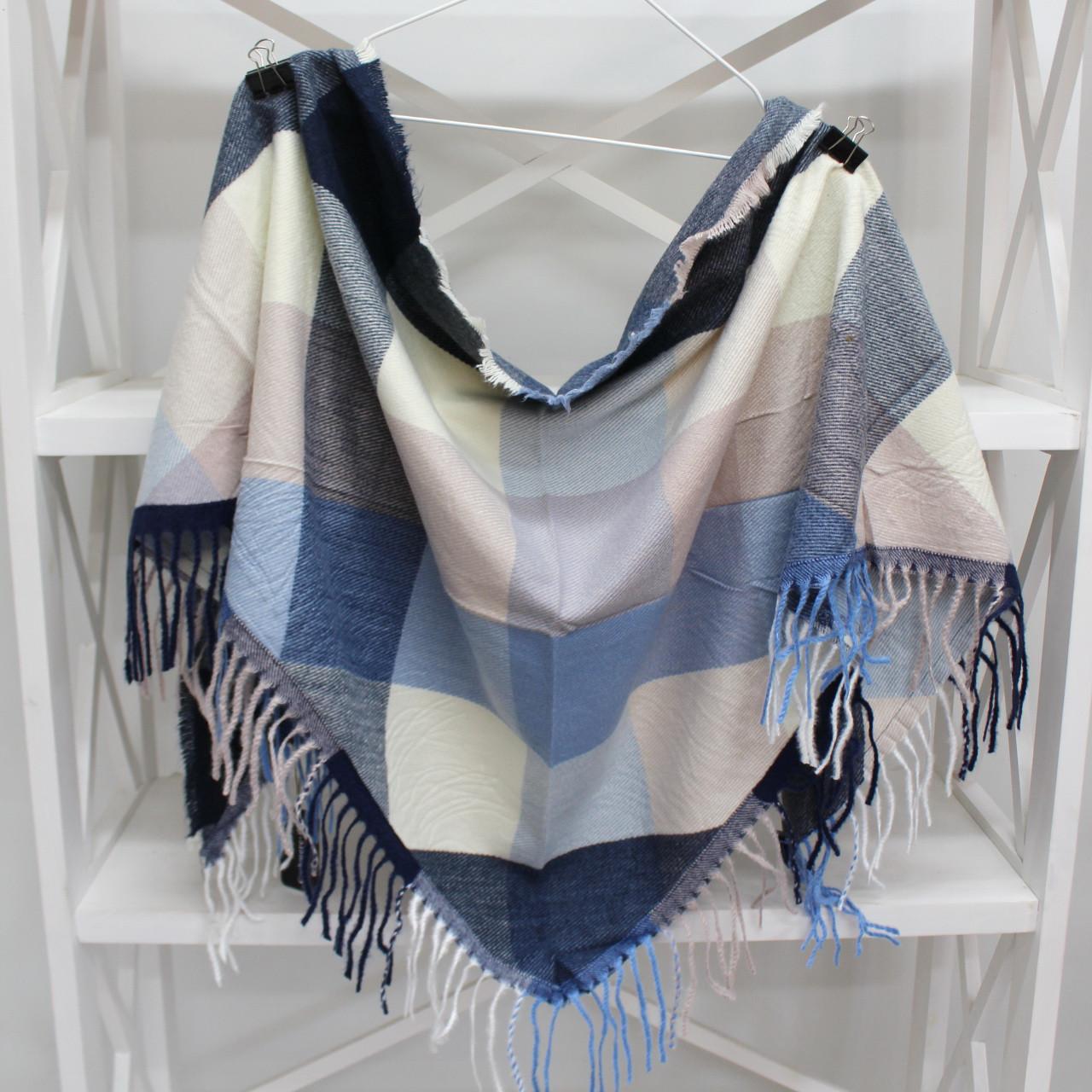 Кашеміровий платок-косинка Cashmere 216004
