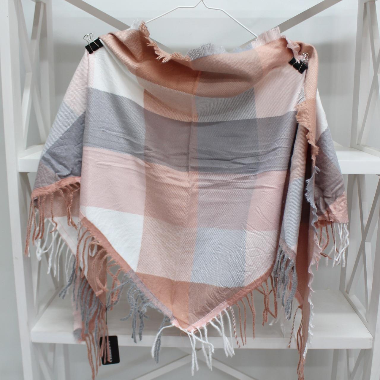Кашеміровий платок-косинка Cashmere 216012