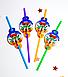 """Коктейльні трубочки """"Бравл Старс"""" з гофрою, 8 шт/уп., фото 2"""