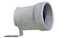 Патрон LEMANSO Е27 керамический + планка / LM113